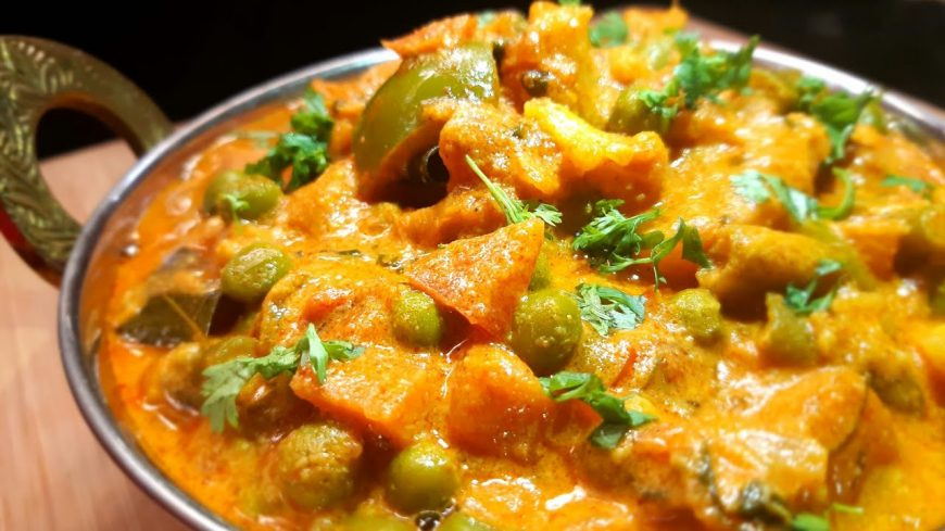 Recipes-Korma