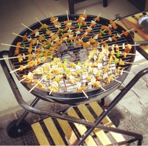Soya-Kebab